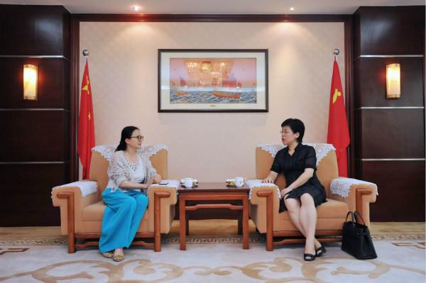苏州市妇联党组书记、主席王燕红一行来乐动体育直播平台下载村调研